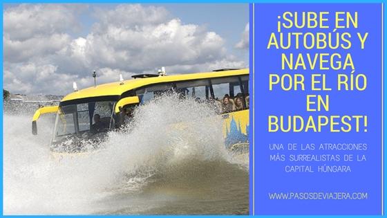 Budapest Pasos de viajera