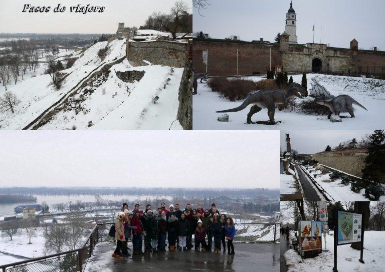 Belgrado Budapest