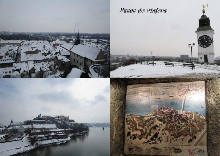 Novi Sad-2-fortaleza Petrovaradin Serbia Budapest