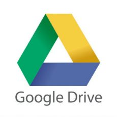 google-drive-logo-pasos de viajera