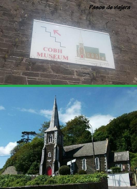 Cobh heritage center pasos de viajera