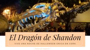 dragon of shandon pasos de viajera