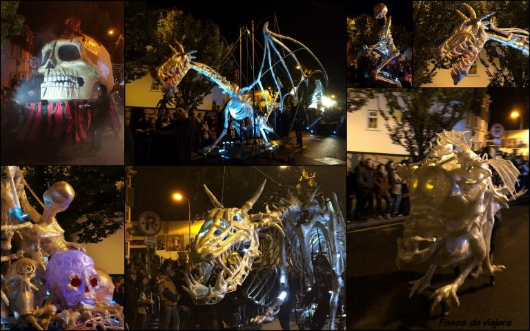 halloween cork 2018 shandon dragon
