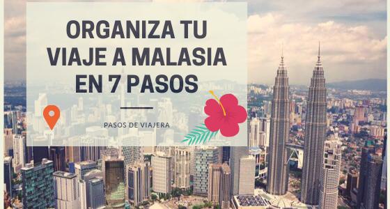 Organiza tu viaje a Malasia de 10 días