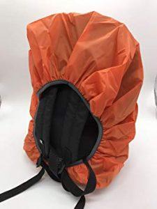 funda impermeable para la mochila