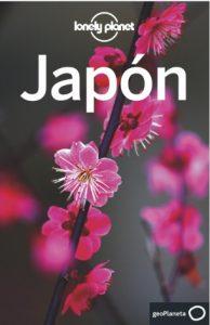 Guia de viajes Lonely Planet Japon - pasos de viajera