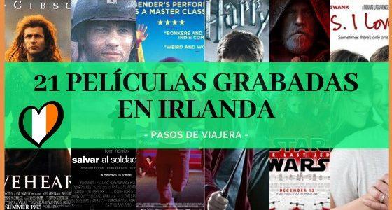 Películas grabadas en Irlanda