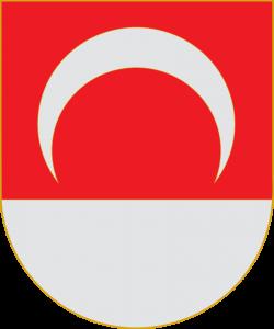 escudo de la Casa de Luna - pasos de viajera