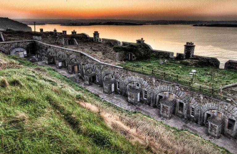 Camden Fort Meagher-Fuerte Meagher-pasos de viajera